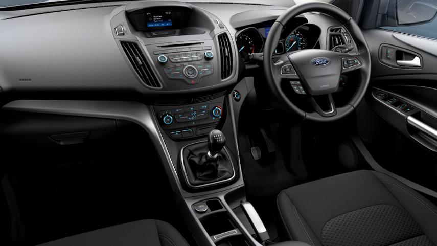 Ford kuga 2013 present pictures buyacar for Interior ford kuga