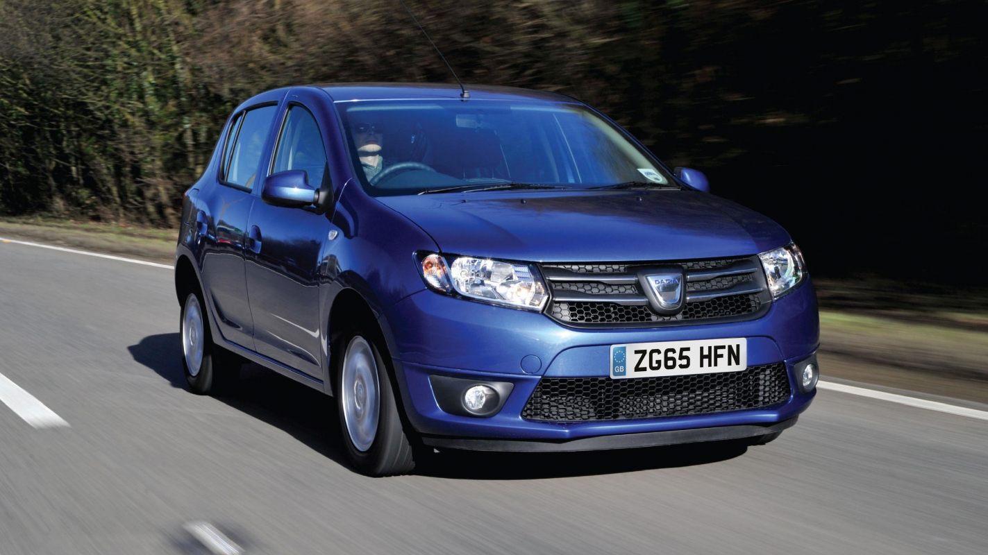 dacia sandero review and buying guide best deals and prices buyacar. Black Bedroom Furniture Sets. Home Design Ideas