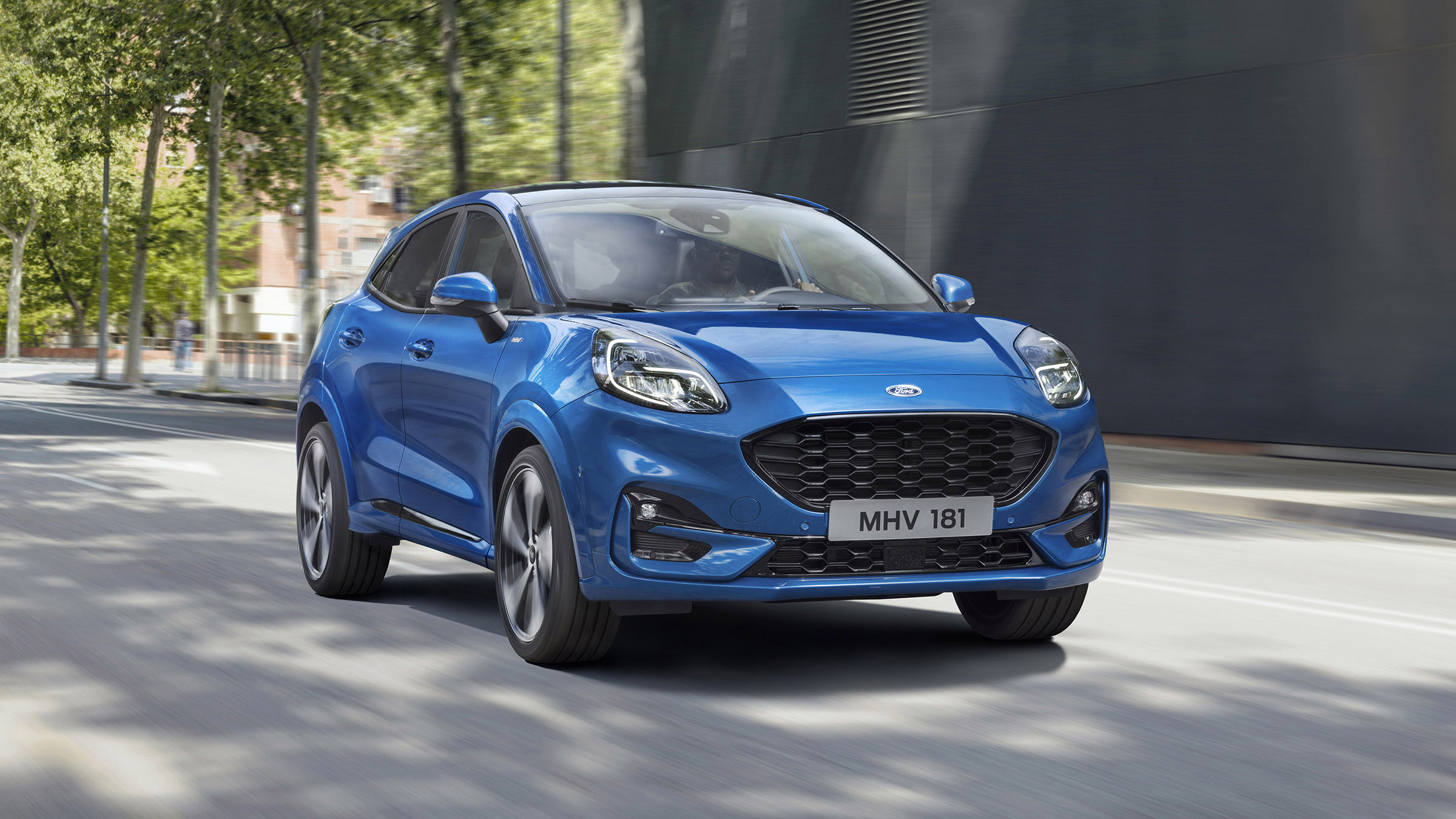 New 2019 Ford Puma Prices Performance And Pics Buyacar