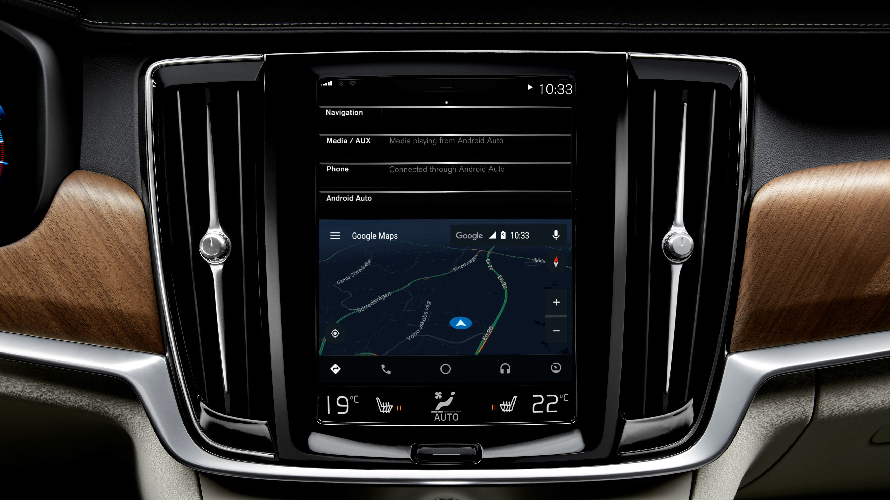 Cars with Android Auto   BuyaCar