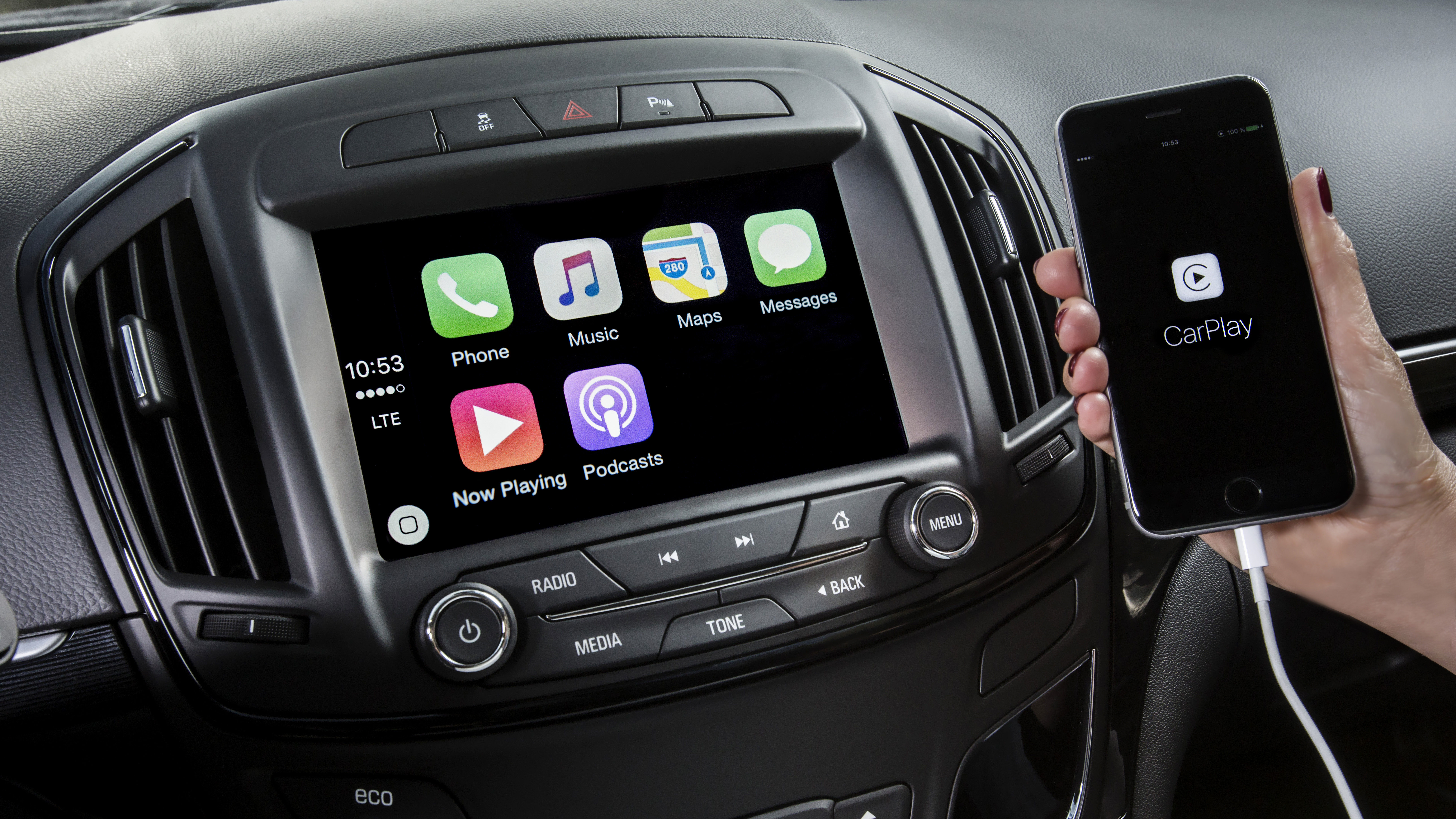 What is Apple CarPlay? Full guide & latest compatible apps | BuyaCar