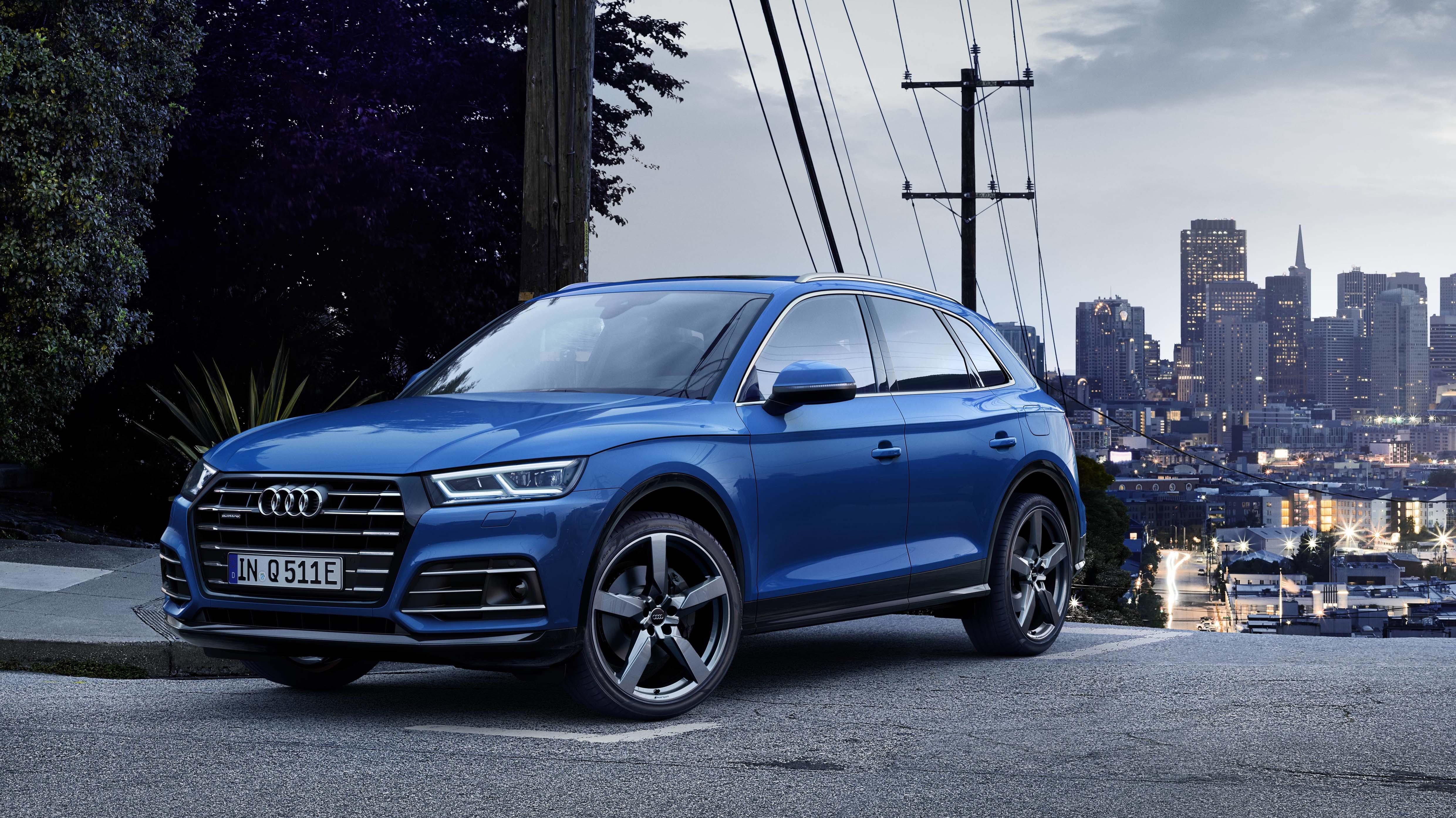 New 2019 Audi Q5 Hybrid Tfsi E Pics Prices And Performance Buyacar
