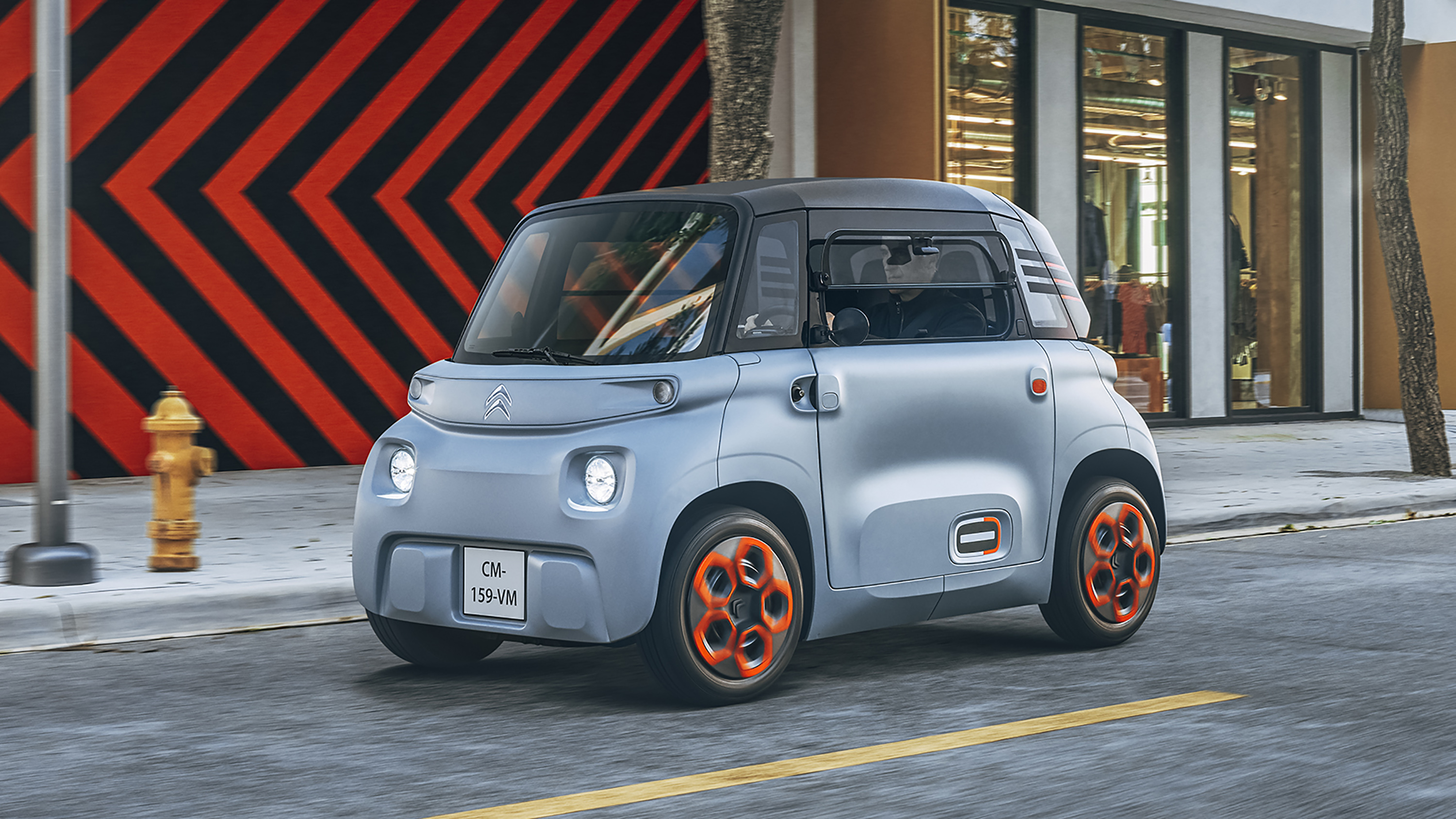 Citroen Ami: £18 per month (plus £3,150 upfront), 43-mile electric range |  BuyaCar