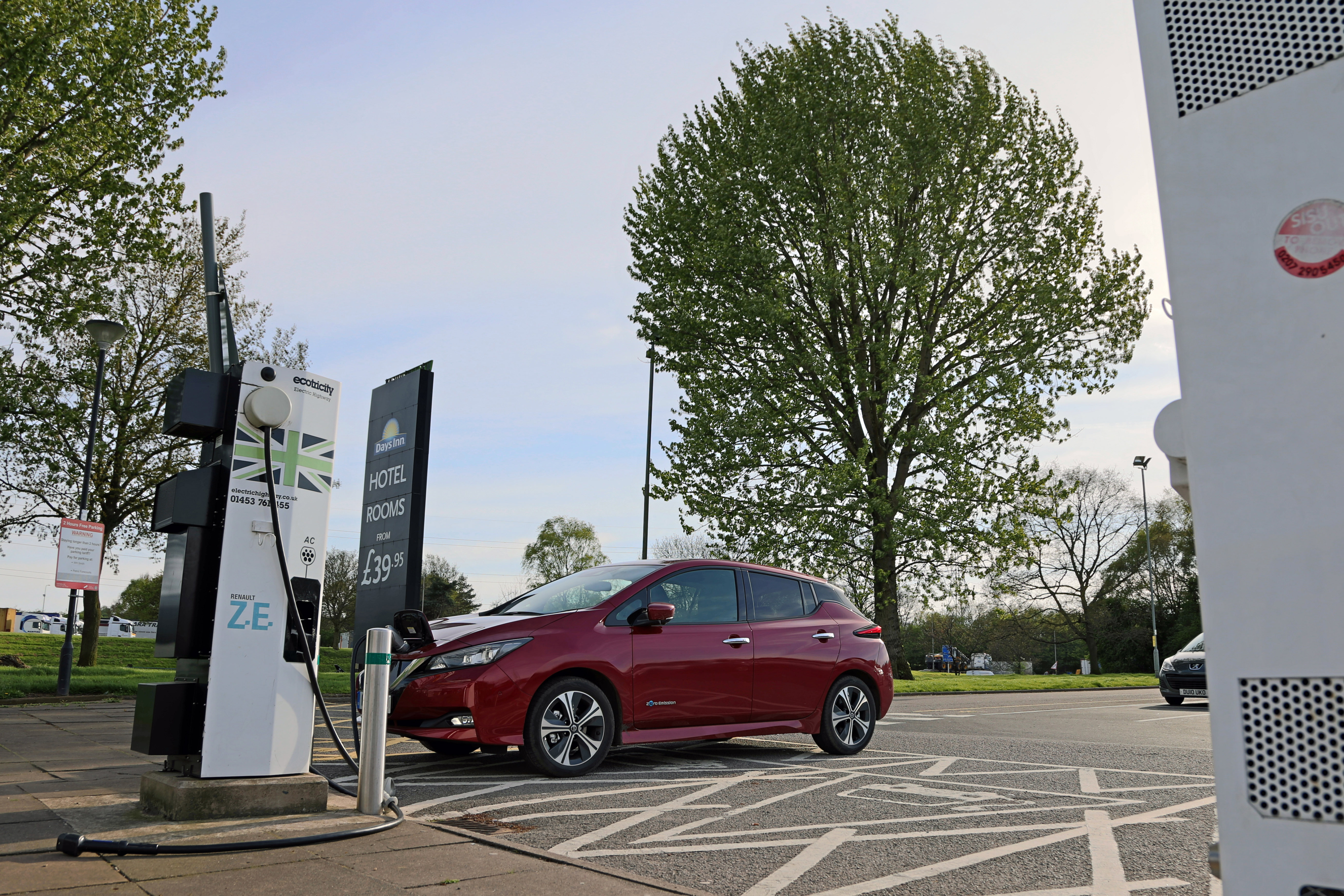 Electric car range: how far will they really go on a single