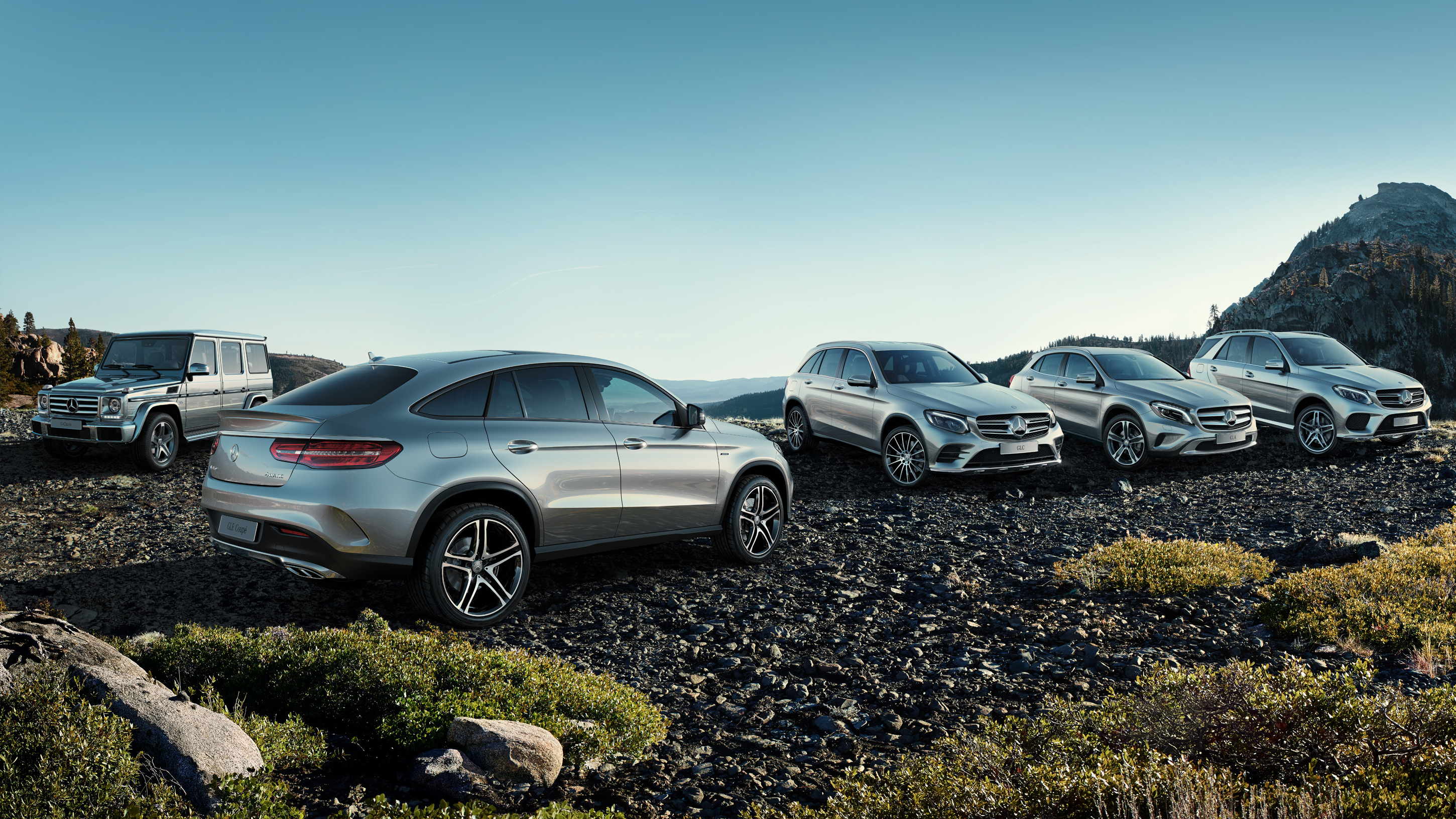 Mercedes Suvs 2019 Full Guide And Latest Deals Buyacar