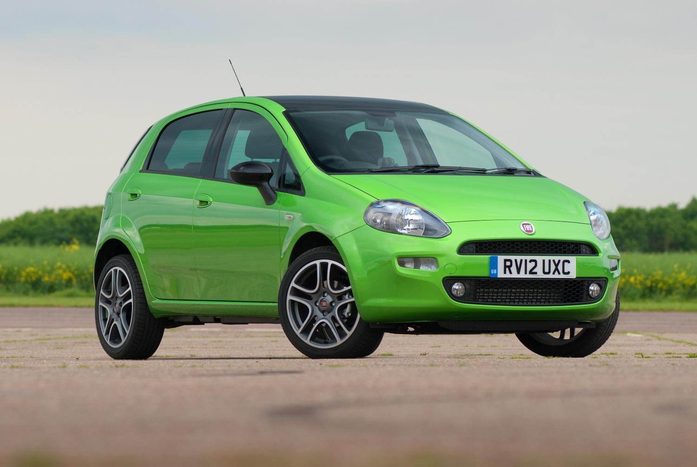 Fiat Car Deals With Cheap Finance Buyacar