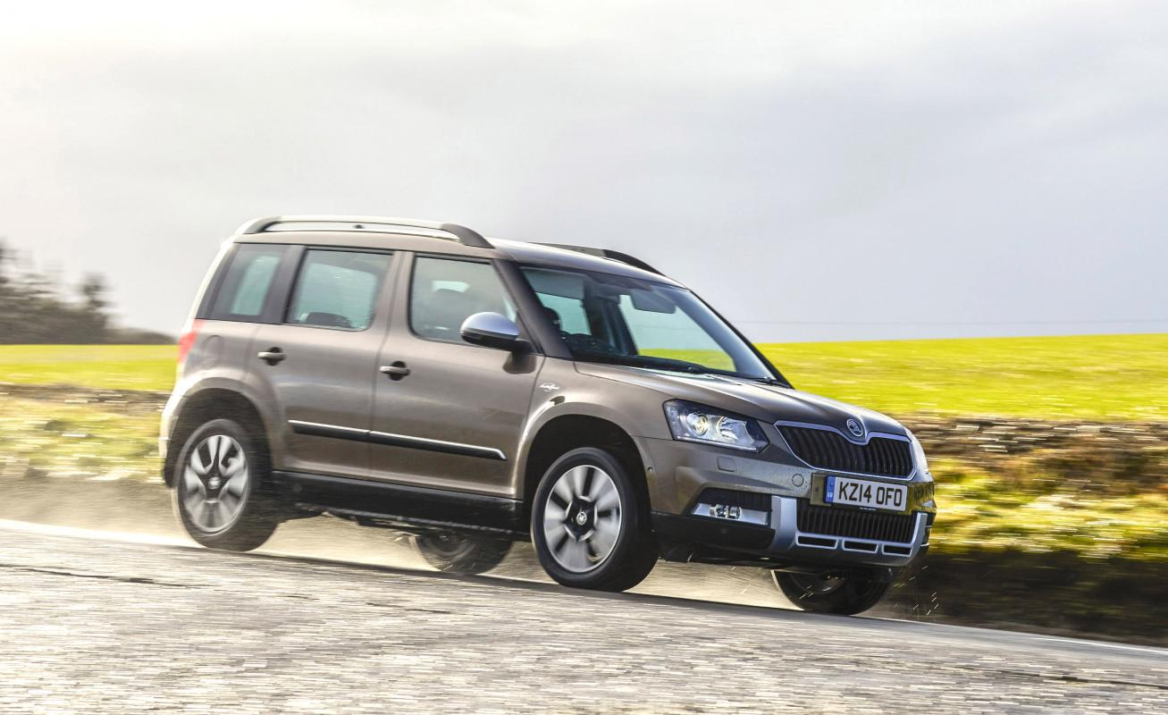 Skoda Yeti Review and Buying Guide: Best Deals and Prices