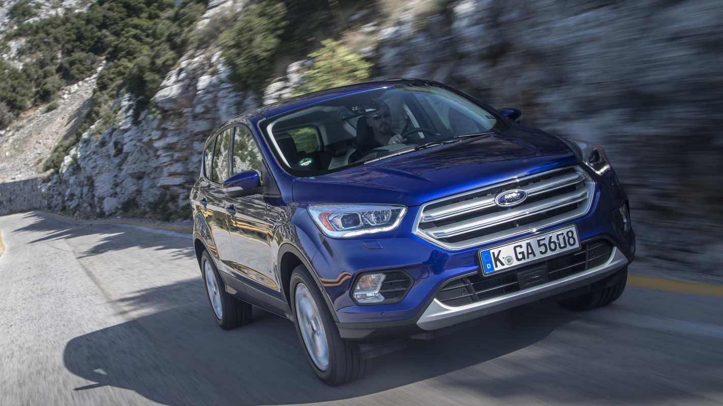 The Ford Kuga Has Everything You Need In A Family Crossover But Leaves You Wanting More