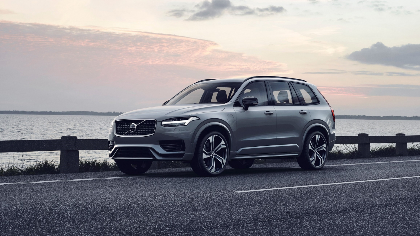 123cd661ba The Volvo XC90 is an ultra-luxurious large SUV that incorporates the very  latest technology