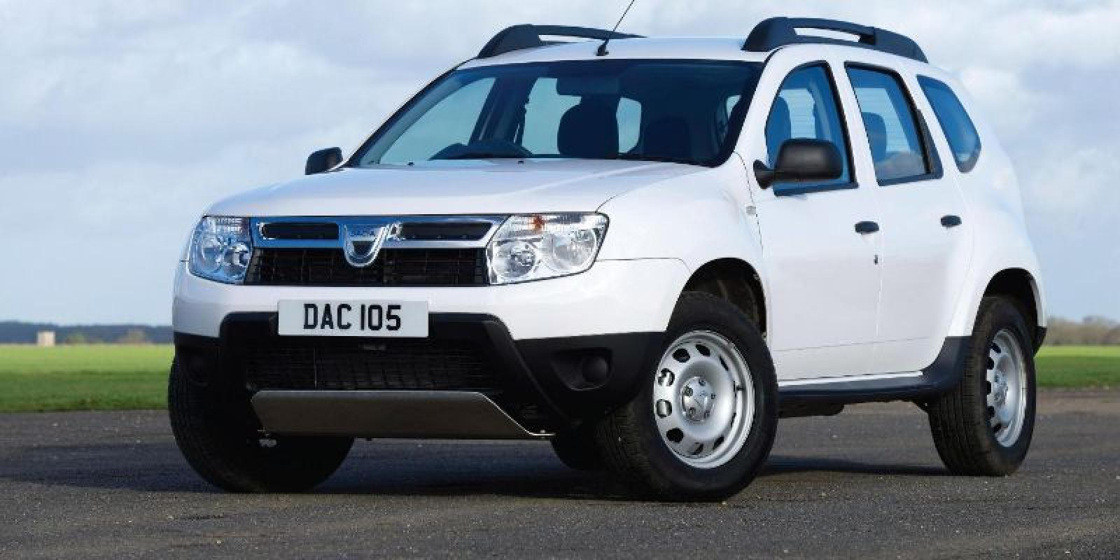 Renewed Renault Daster, or high expectations of the French manufacturer