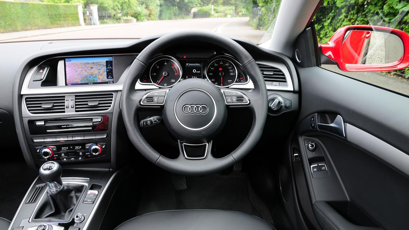 audi a5 review and buying guide best deals and prices. Black Bedroom Furniture Sets. Home Design Ideas