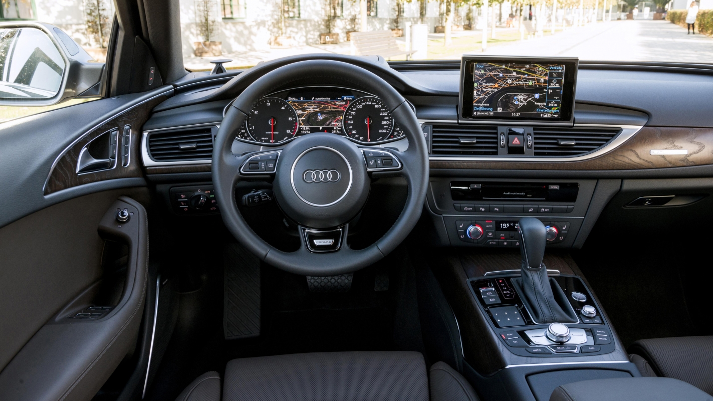 Audi A6 Allroad 2012 Present Pictures Buyacar