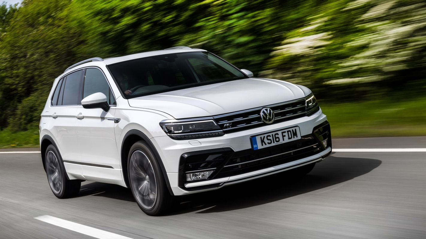 Wunderbar Looking For A Big VW Golf With A High Driving Position? The Volkswagen  Tiguan Is Ideal