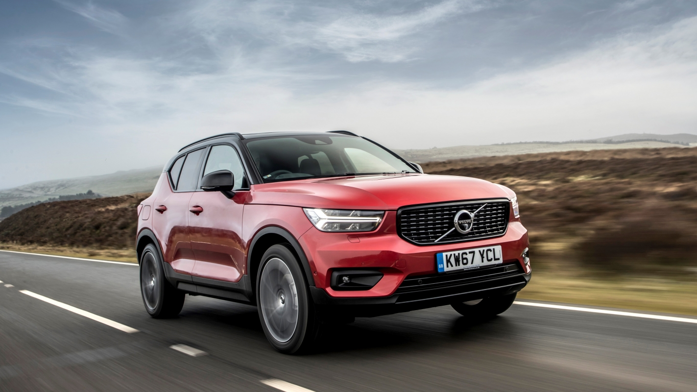 volvo xc40 review and buying guide best deals and prices buyacar. Black Bedroom Furniture Sets. Home Design Ideas