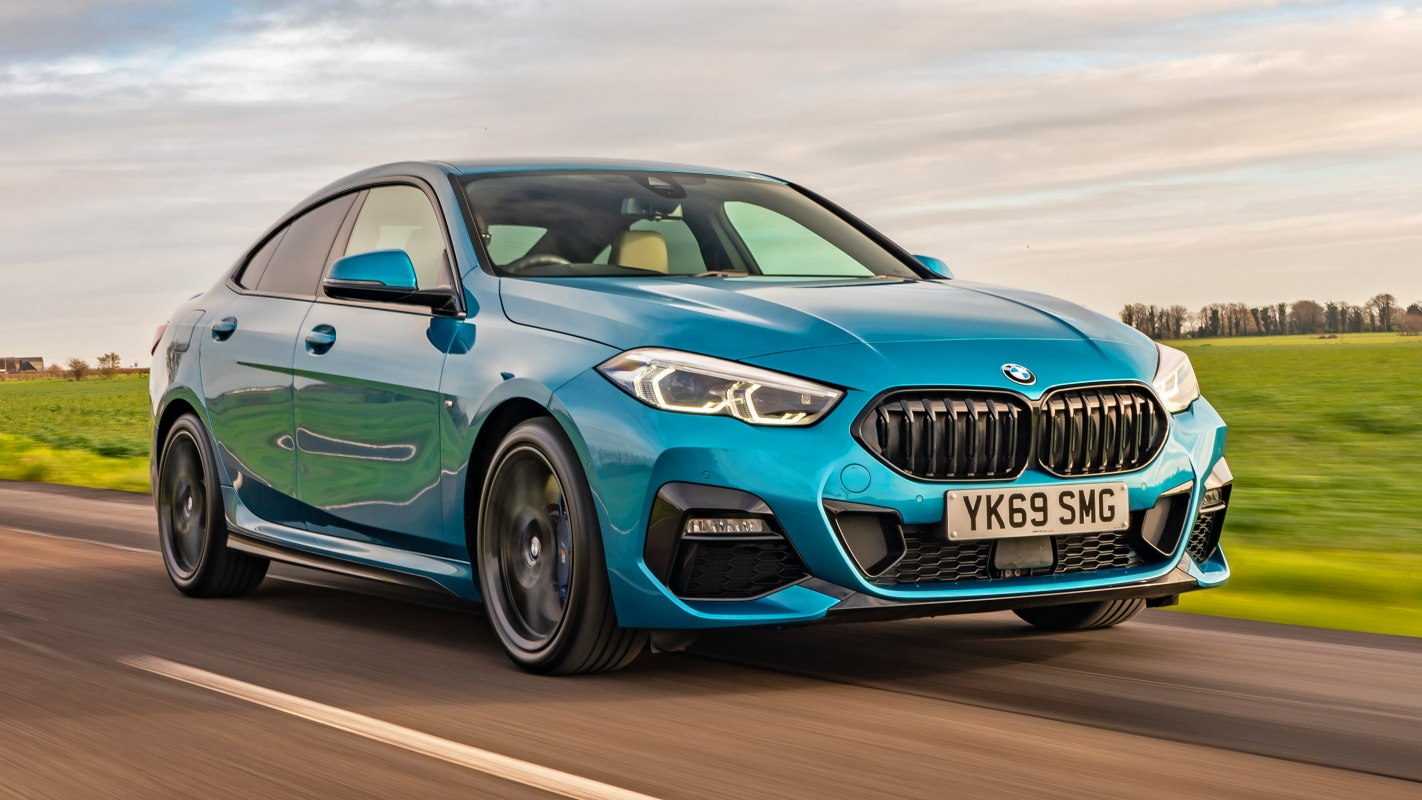 BMW 2 Series Gran Coupe front