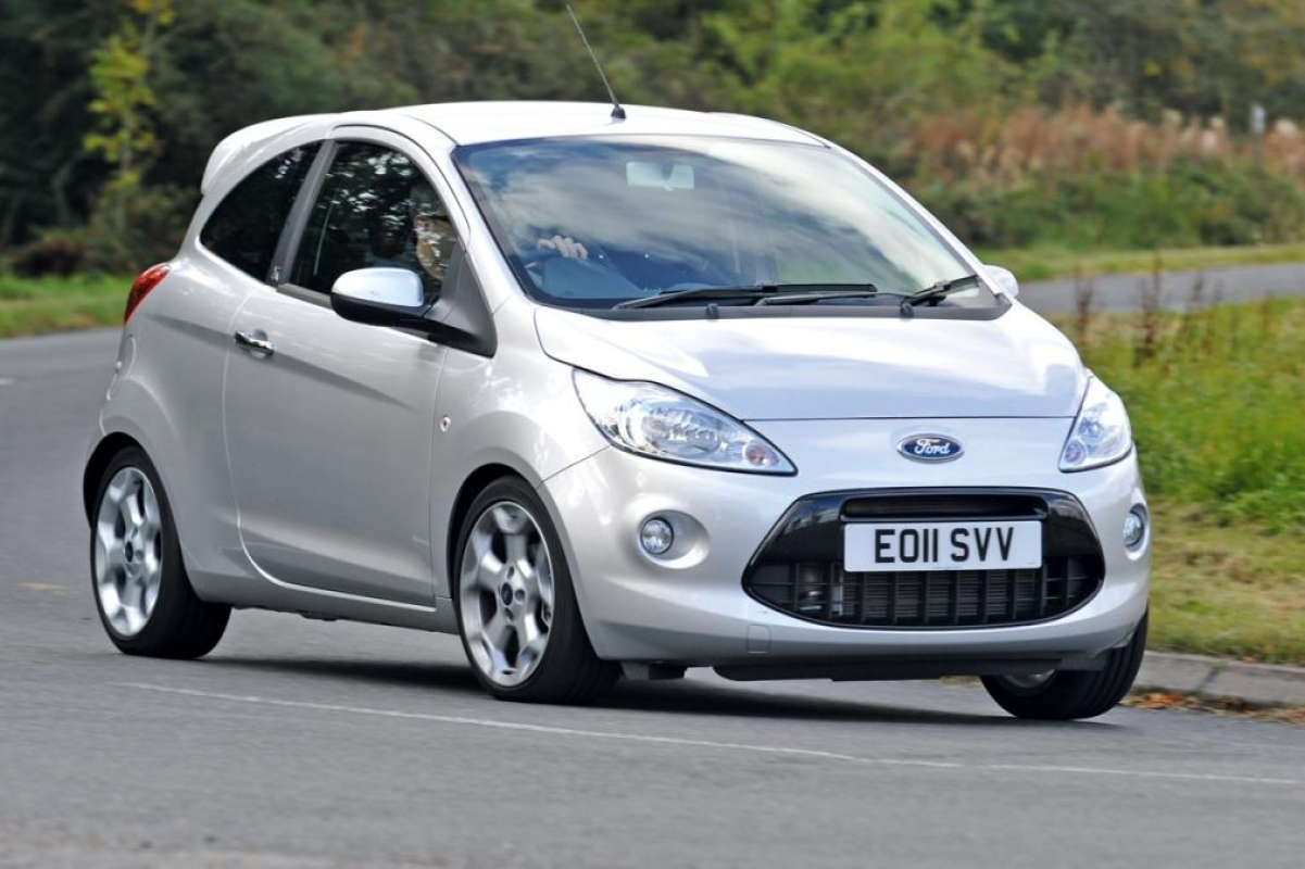 Despite Good Looks The Ford Ka Is Outclassed By Safer And More Efficient Models