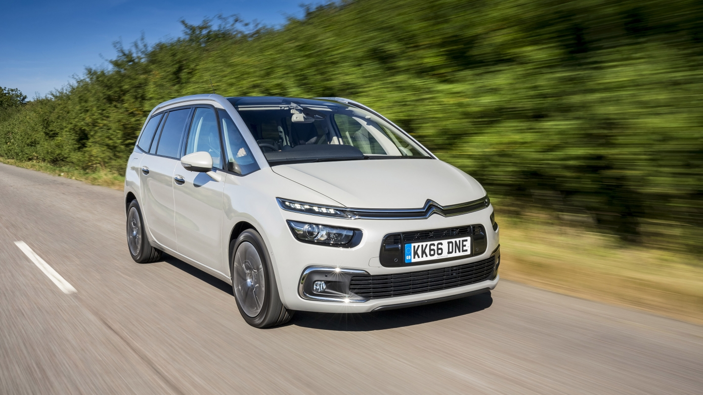 citroen grand c4 picasso review and buying guide best deals and prices buyacar. Black Bedroom Furniture Sets. Home Design Ideas