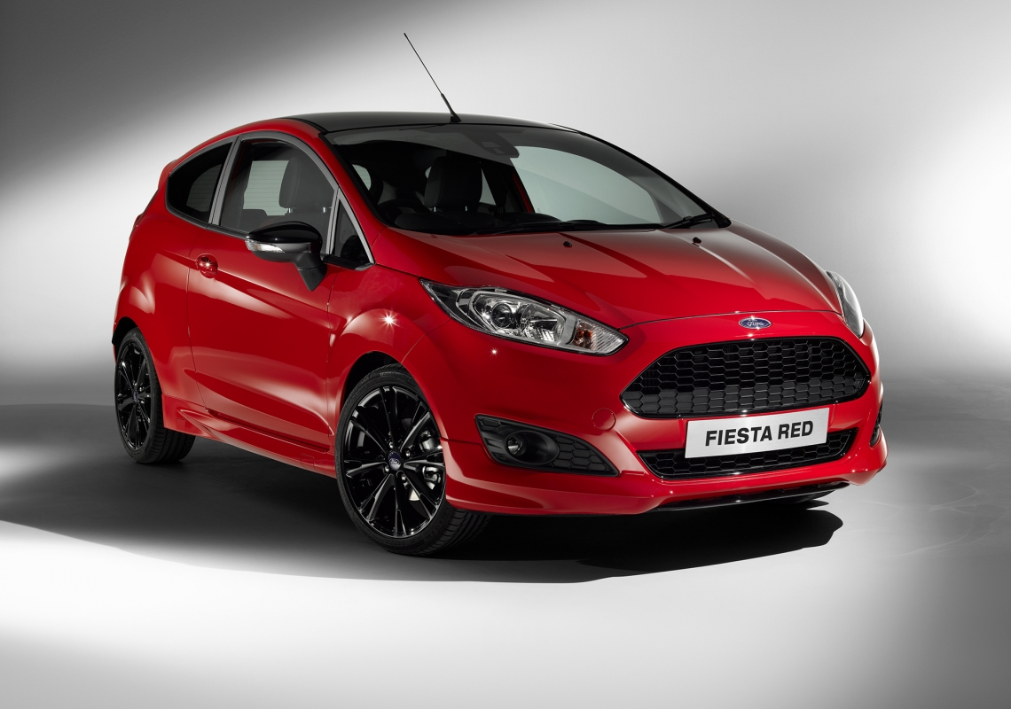 Fiesta red edition