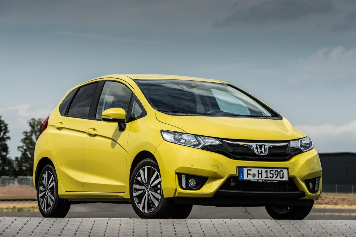 The Honda Jazz is a hugely spacious supermini, but it's quite pricey