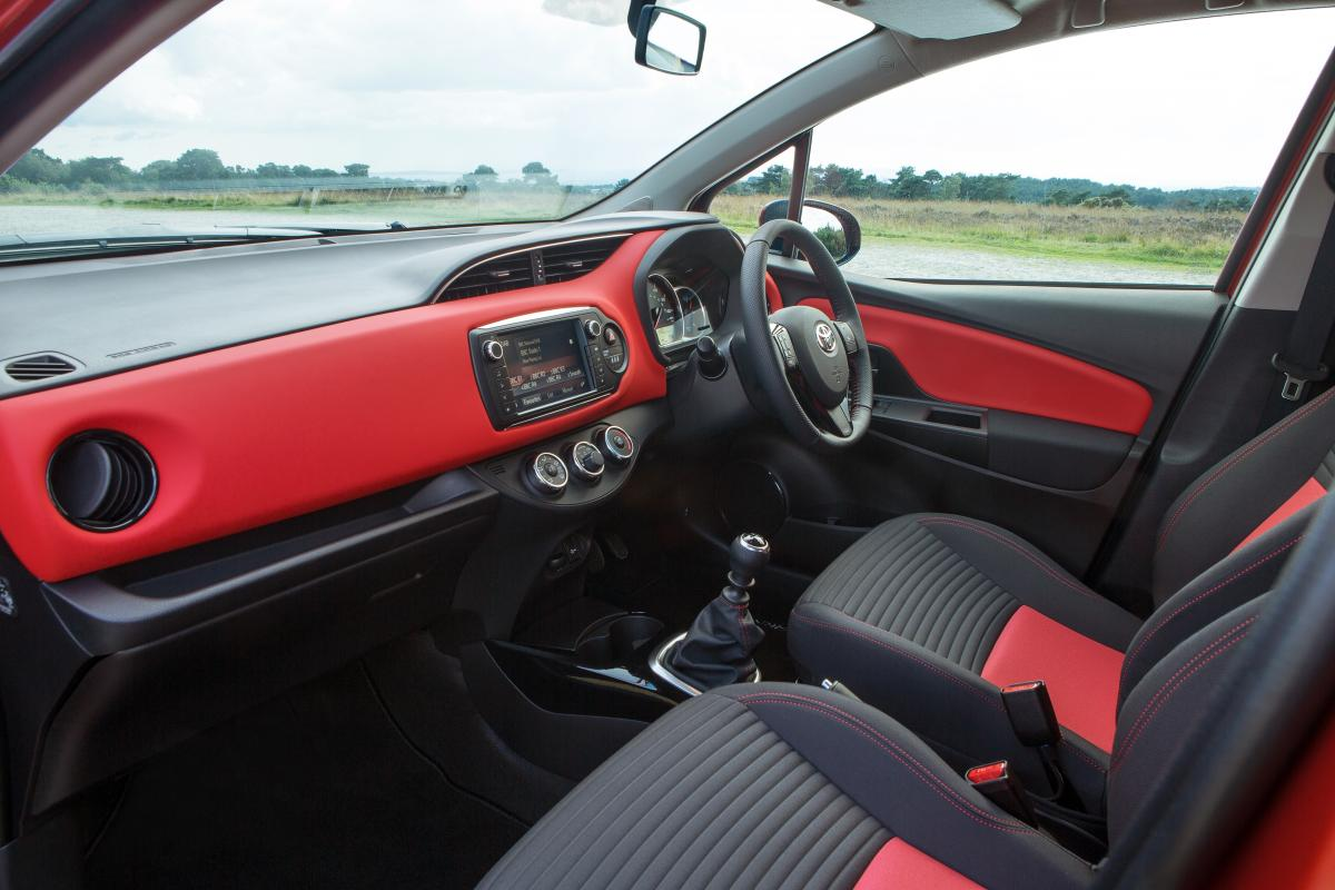 Toyota Yaris Hatchback 2014 Present Pictures Buyacar