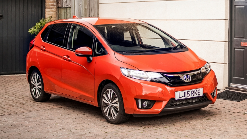 Itu0027s Got A Larger And More Practical Interior Than Most Small Cars   Along  With A Bigger Boot. And This Usually Makes The Honda Jazz More Expensive  Than ...