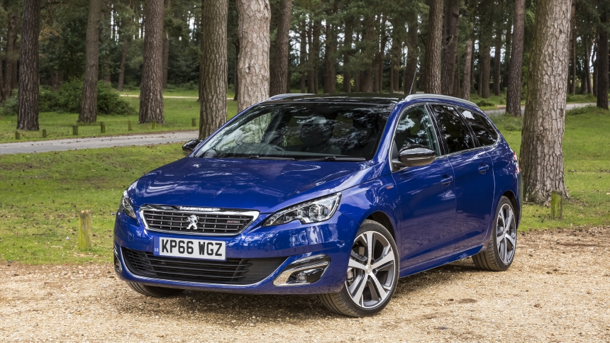 Best Used Estate Cars Buyacar