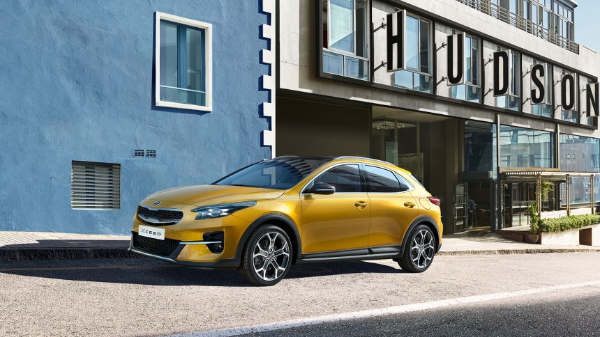 New 2019 Kia XCeed: performance, specifications, and prices