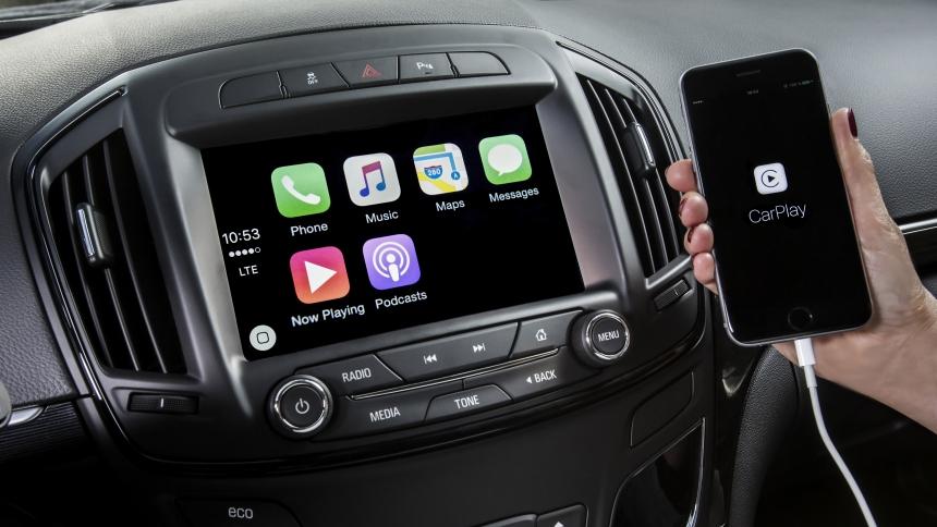 The best cars with Apple CarPlay | BuyaCar