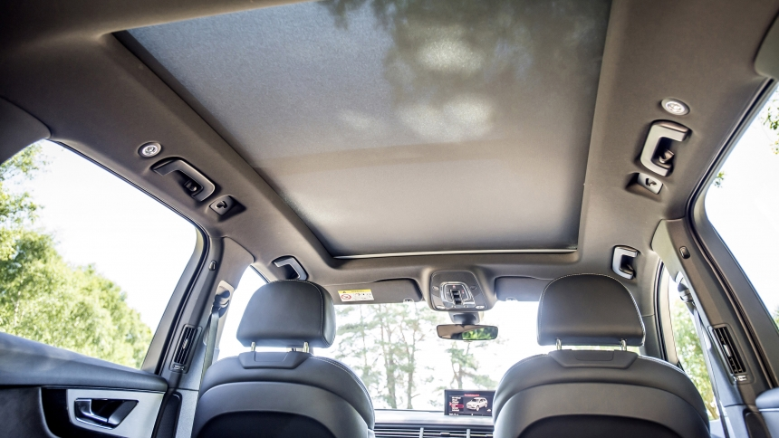 Cars With Panoramic Roofs Buyacar