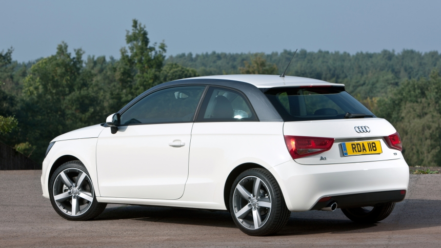 Used Audi A1 >> Used Audi A1 Deals Buyacar