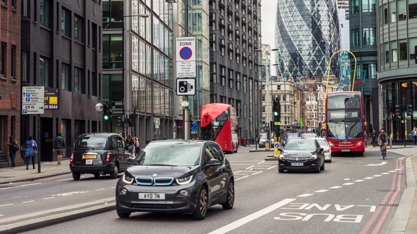 ULEZ-exempt cars, vans & motorbikes: avoid the London ULEZ