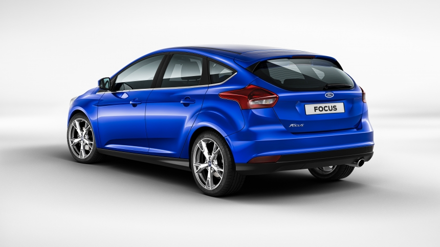 As The Most Popular Family Car In Britain The Ford Focus Is Designed To Appeal To As Many People As Possible And Thats Obvious When You Look At Its Size