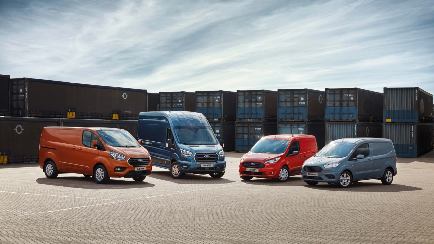 Types of Ford Transit explained: from Courier to Custom