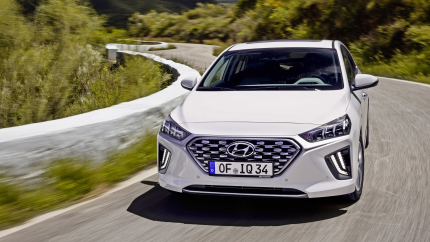 2019 Hyundai Ioniq: prices, specs and release date | BuyaCar