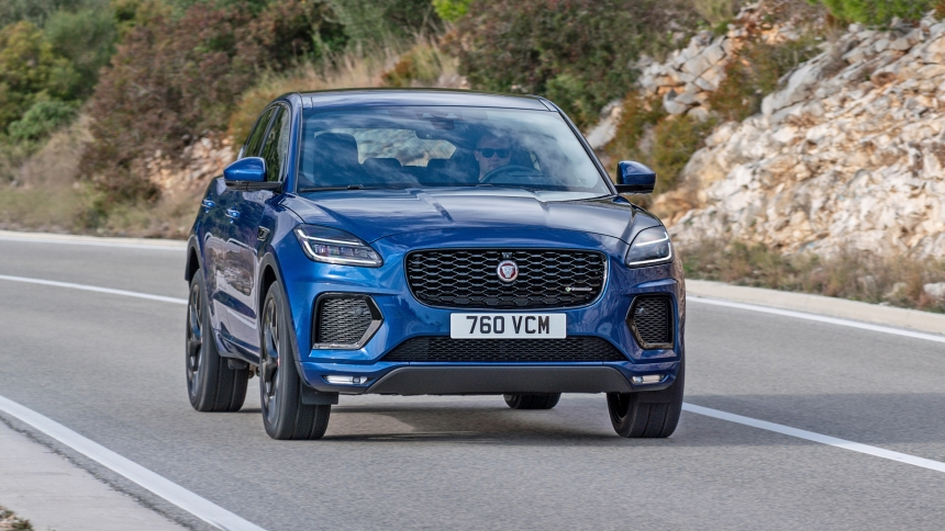 2020 Jaguar E-Pace PHEV: prices, specifications and electric range | BuyaCar