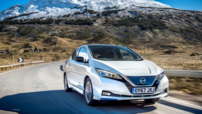 Best Used Electric Cars Buyacar