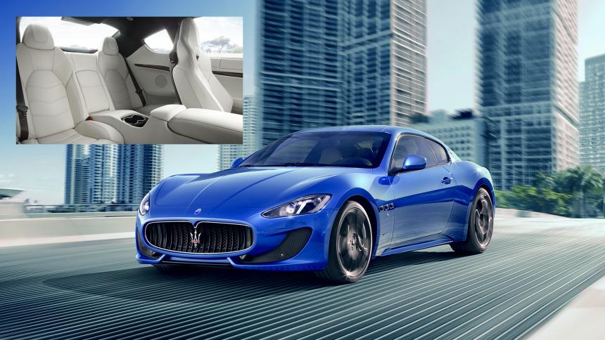 Best four-seat sports cars | BuyaCar
