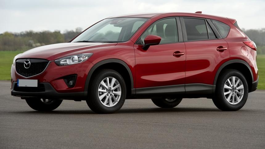 Mazda cx-5 curb weight
