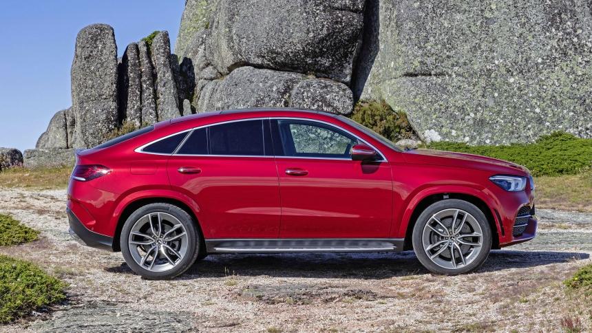 Mercedes Gle Coupe Specs Revealed Buyacar