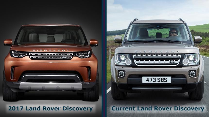 2017 Land Rover Discovery Buyacar