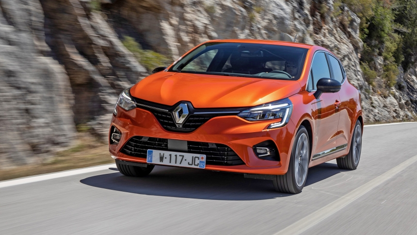 Renault Clio dynamic