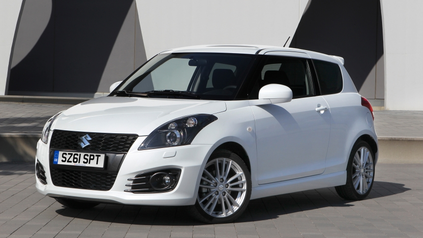 Suzuki Swift Sport. Best Used Car Under £10,000 ...