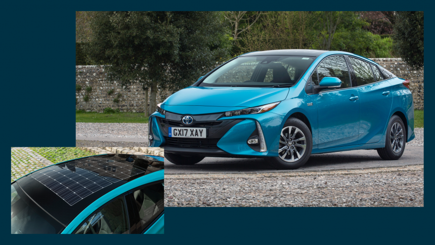Toyota Finance Deals >> Cars with solar panels | BuyaCar