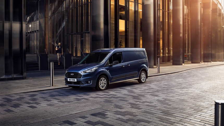 Types Of Ford Transit Explained From Courier To Custom Buyacar