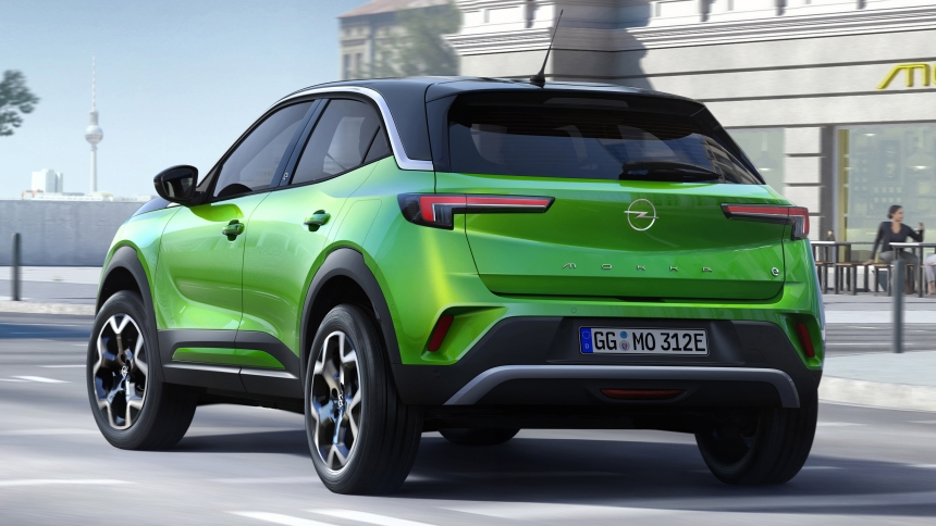 New 2021 Vauxhall Mokka revealed | BuyaCar