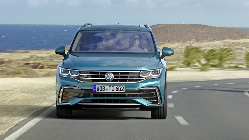 Best used VW Tiguan finance deals and offers 2021 | BuyaCar