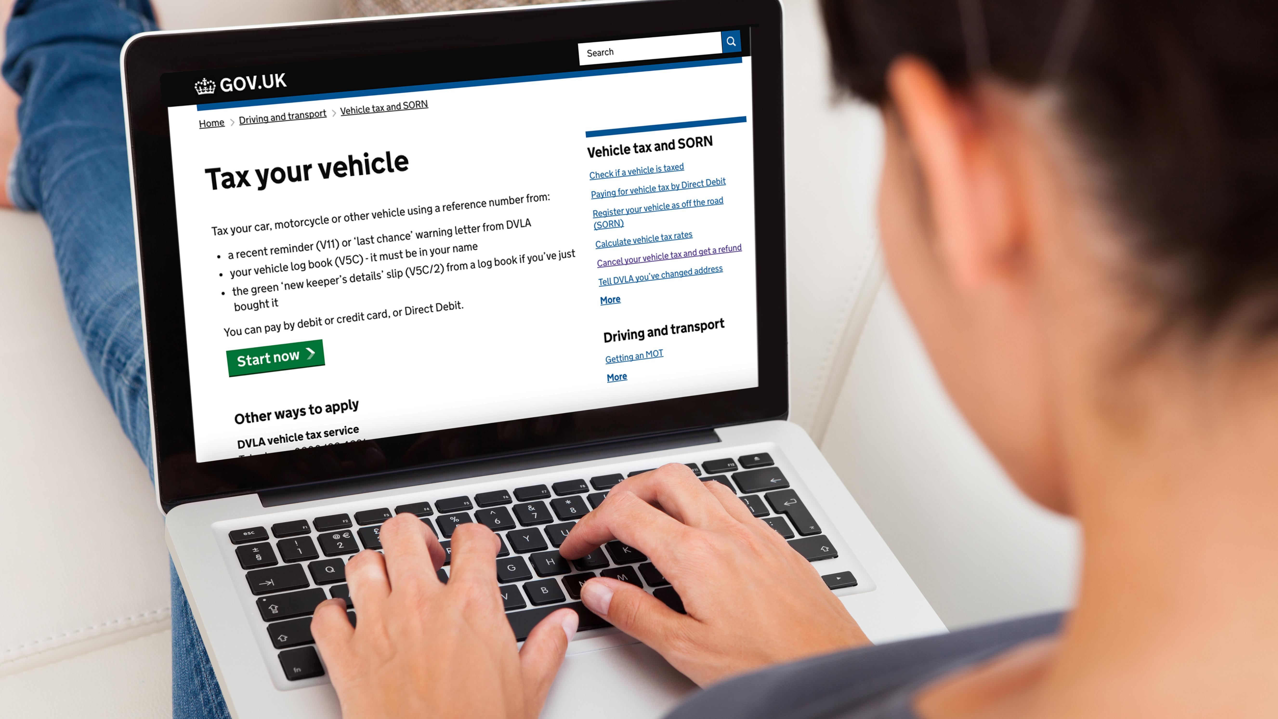 Taxing A Car Buyacar