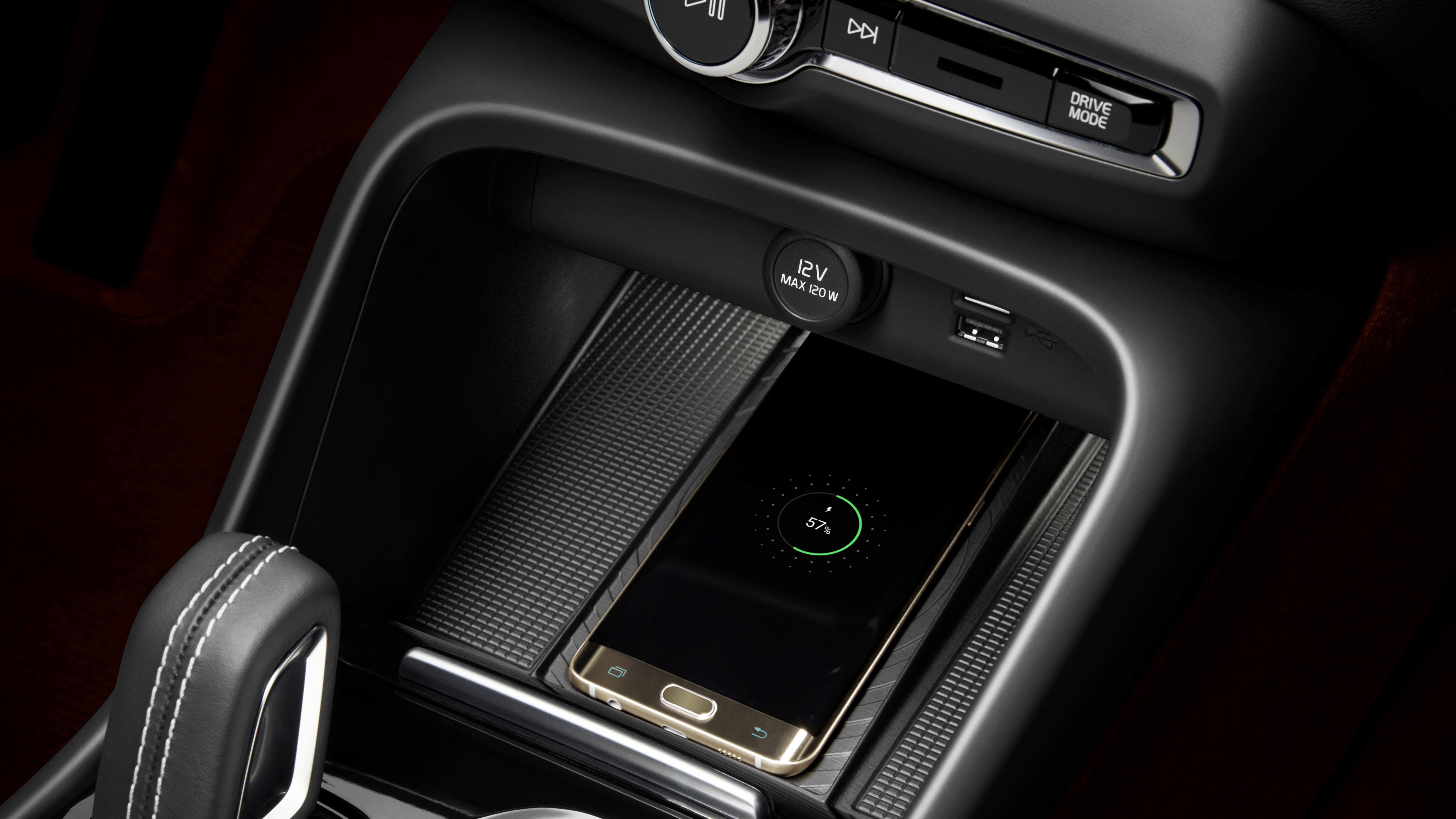 Cars with wireless phone charging | BuyaCar